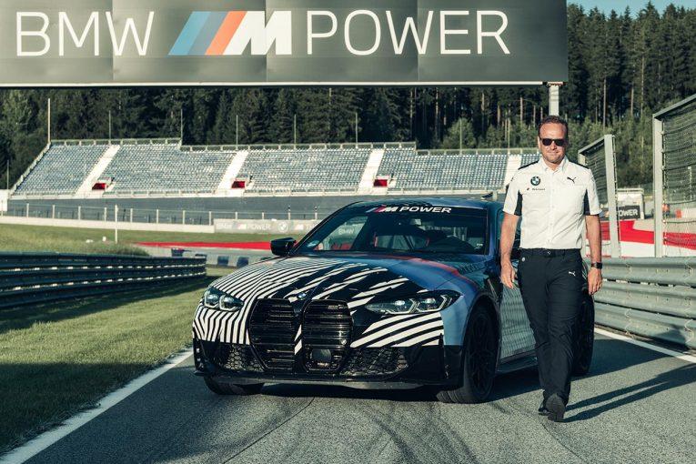 ル・マン/WEC   BMW M GmbH代表マルクス・フラッシュに聞く今後。LMDh活動への参加も示唆
