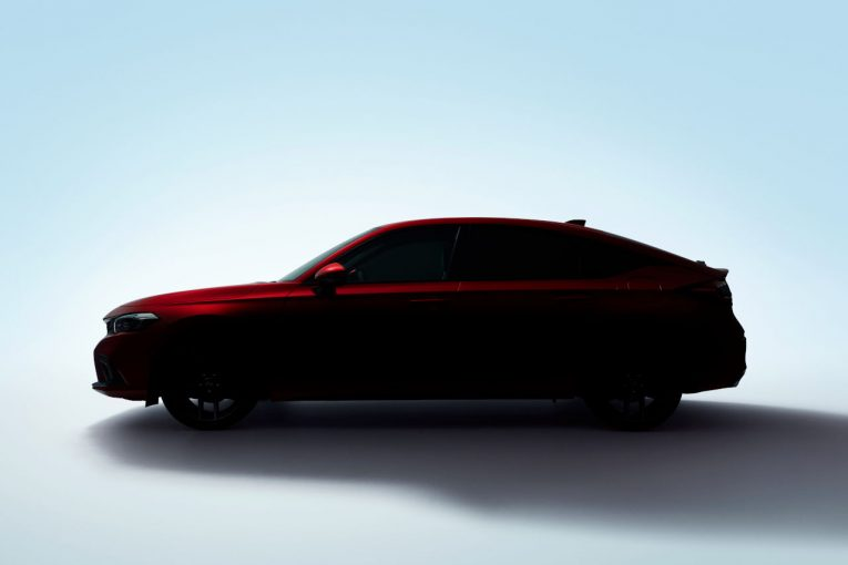 クルマ | 新型ホンダ・シビックが今秋登場。6月24日の世界初公開に先駆け、ホームページで先行公開