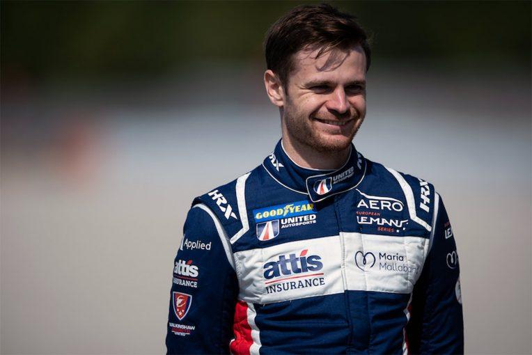 ル・マン/WEC   アウディ&BMWの元DTMドライバー、アバディーンがユナイテッド・オートスポーツからル・マン24時間参戦
