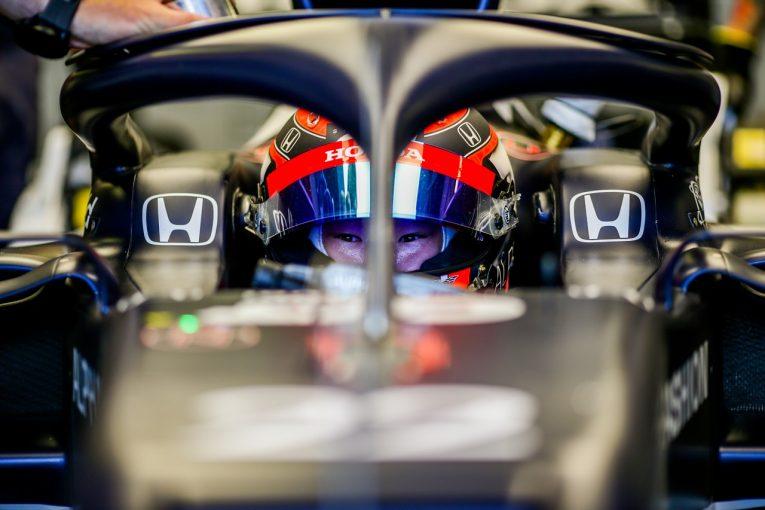 F1   角田裕毅をアルファタウリF1代表が絶賛「レースペースが信じられないほど速かった。素晴らしい才能」