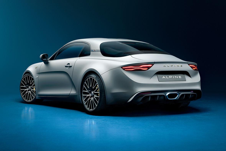 アルピーヌ、世界限定300台『A110 リネージ GT 2021』の受注を開始