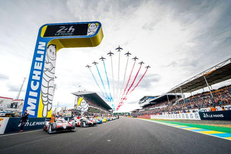 ル・マン/WEC | 8月開催のル・マン24時間レース、ACOが約5万人の観客入場を認めチケット販売へ