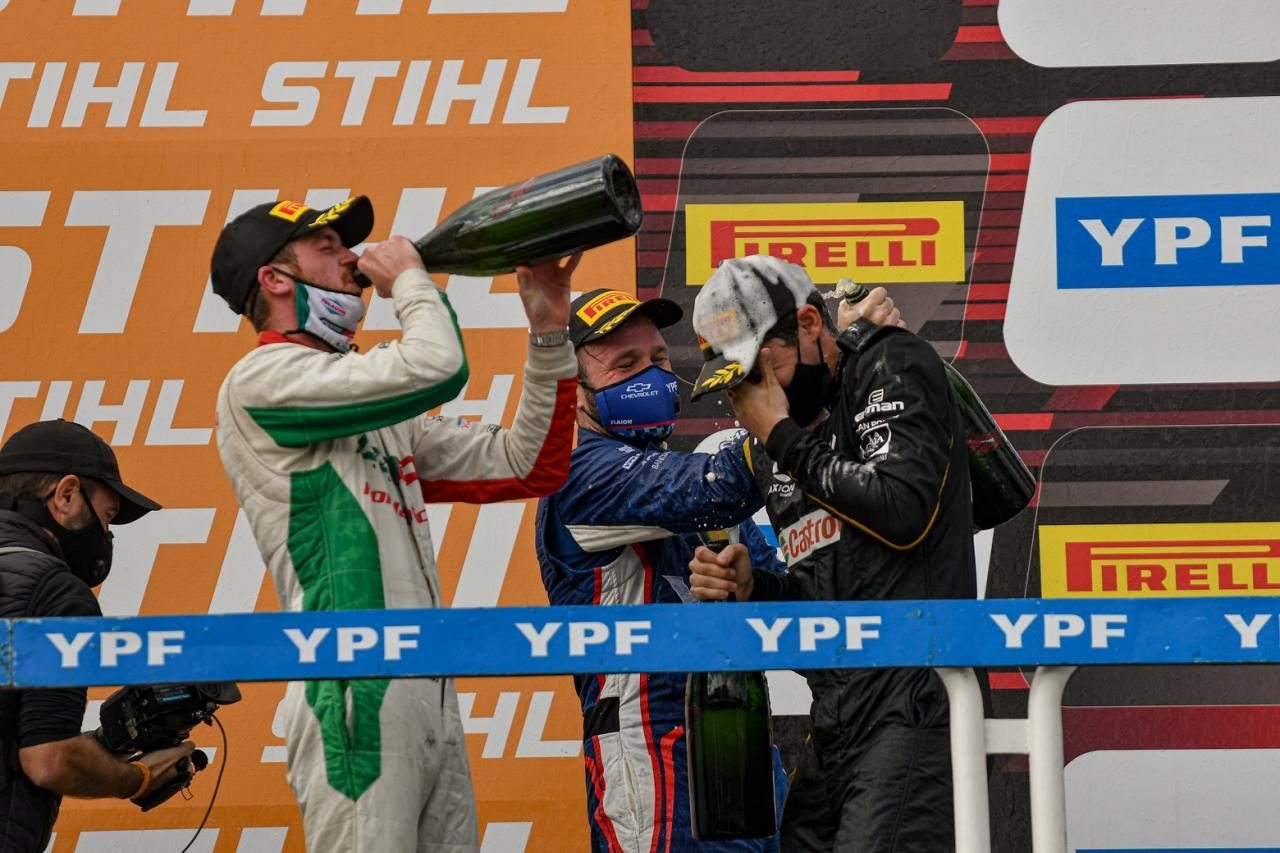"""急遽変更のSTC2000第5戦""""ミッドウイーク""""レースは、元トヨタのフィネンチが移籍後初の完勝"""
