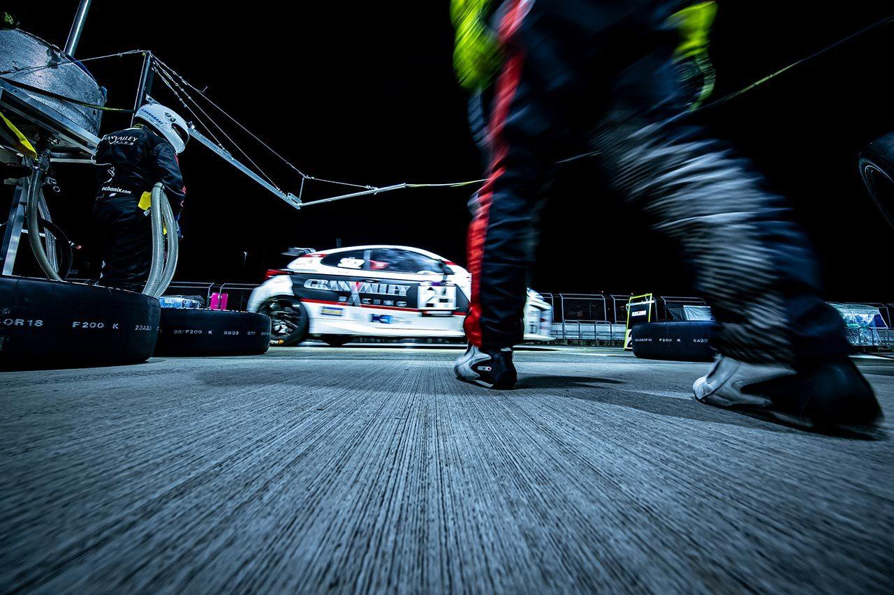 グランバレイ 2021スーパー耐久第3戦富士SUPER TEC 24時間 レースレポート