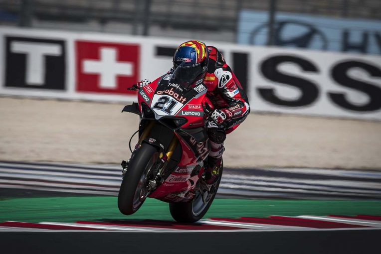 MotoGP   リナルディが今季初優勝【順位結果】2021SBK第3戦エミリア・ロマーニャ 決勝レース1