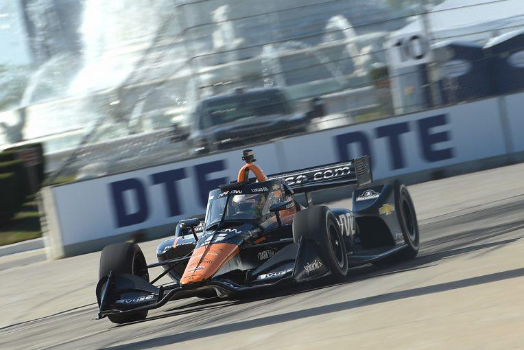 海外レース他 | オワードがポール奪取。琢磨はQ1通過ならず【順位結果】インディカー第7戦デトロイト・レース1予選