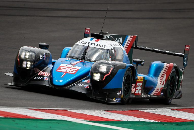 ル・マン/WEC | トヨタとの僅差の争いをアルピーヌA480が制しPP獲得/WEC第2戦ポルティマオ予選