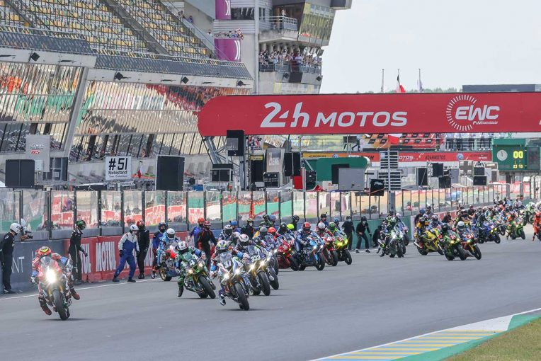 MotoGP   【順位結果】2021EWC第1戦ル・マン24時間耐久ロードレース 決勝 12時間経過後