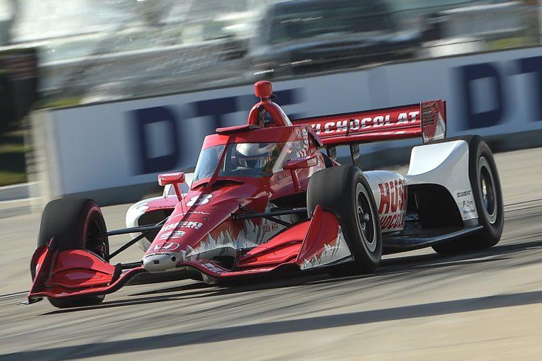 海外レース他 | エリクソンが初優勝。琢磨は表彰台逃す【順位結果】インディカー第7戦デトロイト・レース1決勝