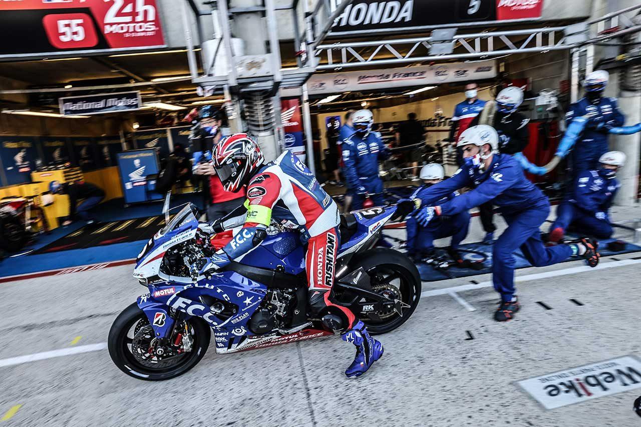 ヨシムラSERT完勝、2位はSRCカワサキ、BMWが44番手から3位奪取。TSRホンダは転倒&トラブルで後退/2021EWC第1戦ル・マン24時間