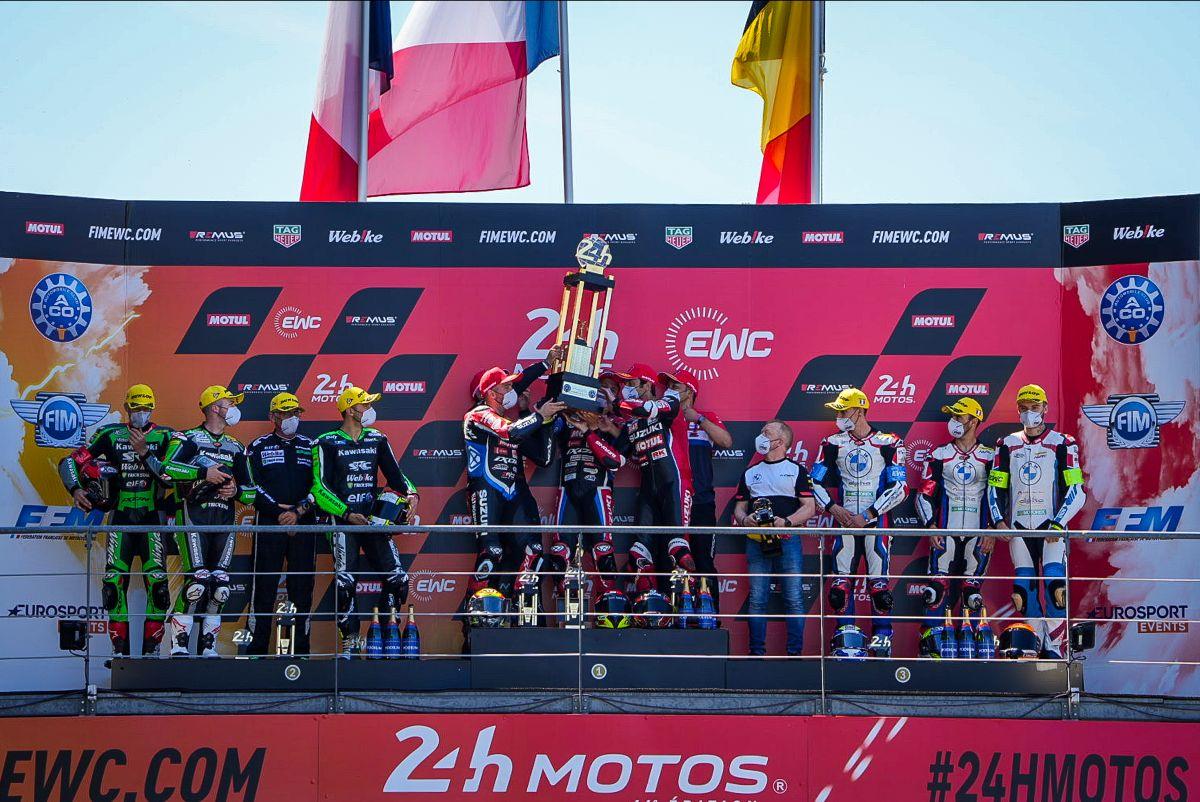 【順位結果】2021EWC第1戦ル・マン24時間耐久ロードレース 決勝