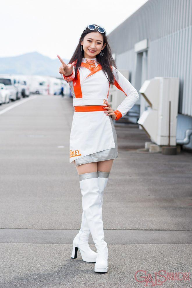 レースクイーン   相沢菜々子(STANLEYレースクイーン)