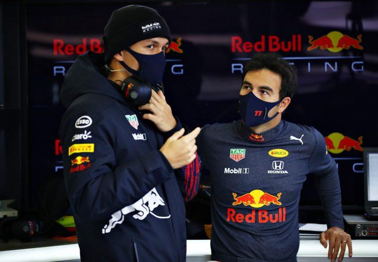 F1 | レッドブル・ホンダF1での初優勝を挙げたペレス、アルボンに感謝「僕が早くなじめるよう、すべてを教えてくれた」