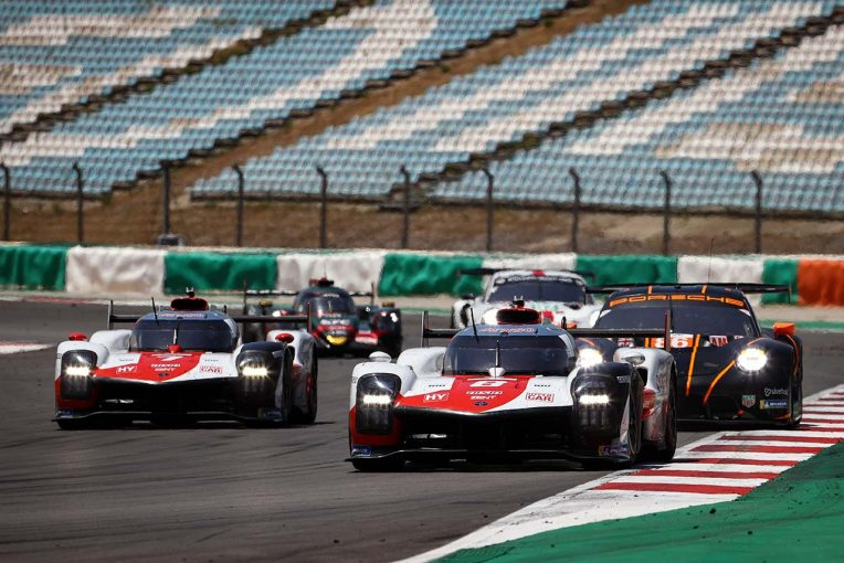 ル・マン/WEC   戦略分かれたトヨタの2台「大変なレースで勝てて本当に最高の気分」と中嶋一貴/WECポルティマオ