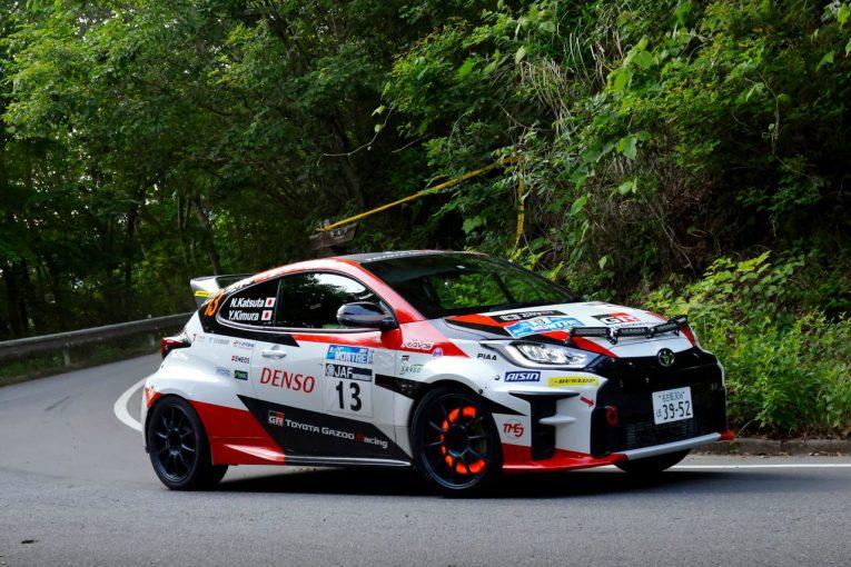 ラリー/WRC | トヨタ、ターマック連戦の集大成モントレーでGRヤリス駆る勝田範彦が4位入賞/全日本ラリー