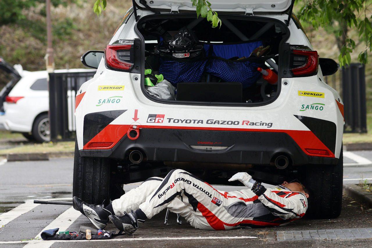 トヨタ、ターマック連戦の集大成モントレーでGRヤリス駆る勝田範彦が4位入賞/全日本ラリー