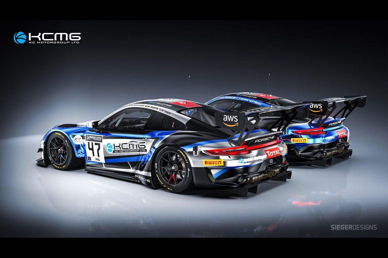 KCMG、ポルシェ2台体制でスパ24時間に参戦へ。前年優勝のワークスドライバーが加入