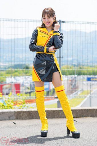 レースクイーン | 美月千佳(DIREZZA GIRLS)