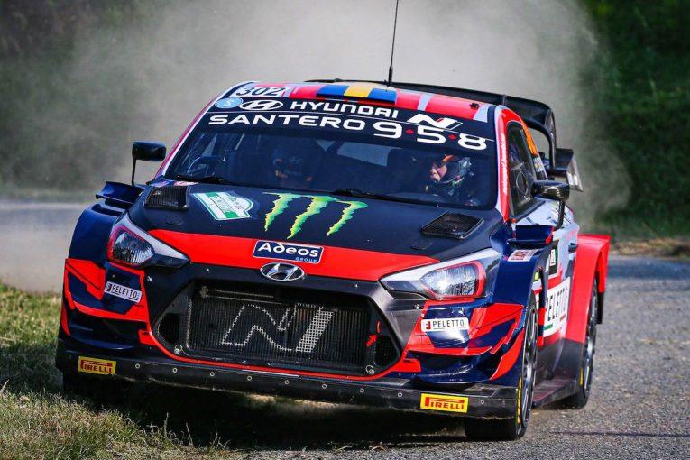 ラリー/WRC | オリバー・ソルベルグ、WRカーでのWRCケニア参戦が決定。週末のラリーアルバでは初優勝