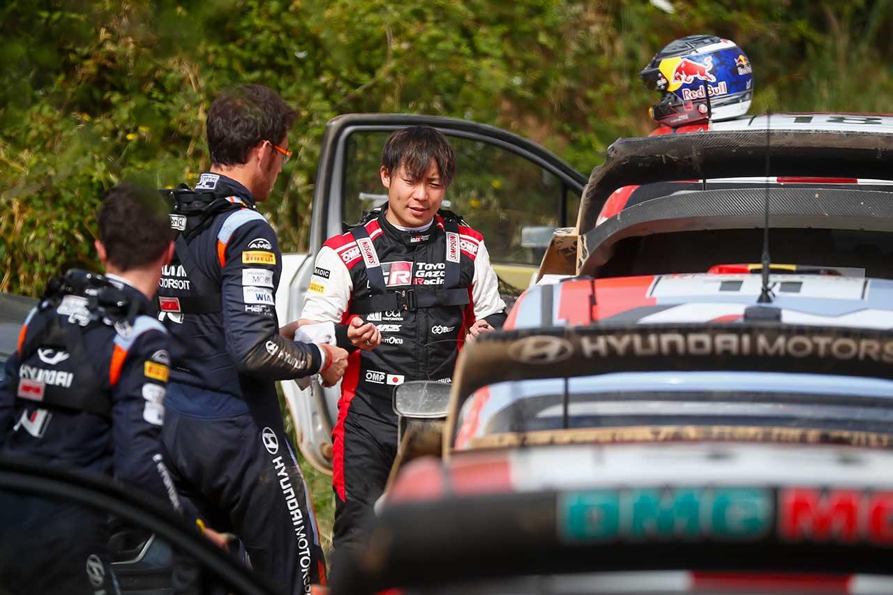 2021年WRC第5戦イタリア