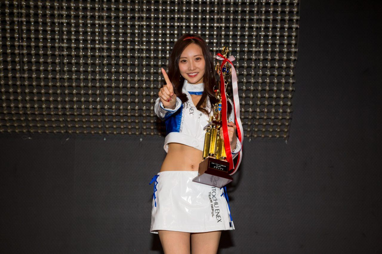 【RQインタビュー】レースの魅力にはまった2020年の日本RQ新人部門グランプリあのん「ファンの皆さんにもレースを楽しんでほしい」