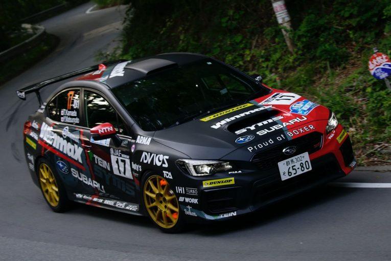 ラリー/WRC | スバル 2021全日本ラリー第6戦モントレー ラリーレポート