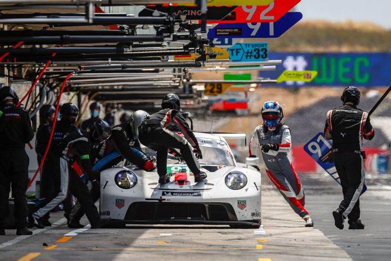 ル・マン/WEC | フェラーリに完敗。ポルシェ911 RSRを襲った「驚きの」タイヤ・デグラデーション/WEC第2戦