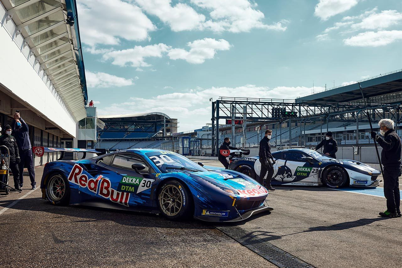 AFコルセ、地元モンツァでのDTMデビュー戦に期待「素晴らしいショーが期待できる」
