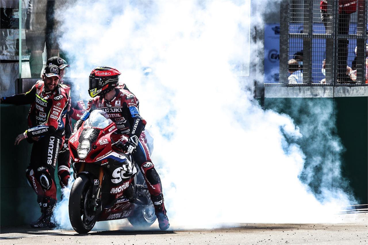 ヨシムラSERT Motul 2021EWCル・マン24時間耐久ロードレース 決勝レポート