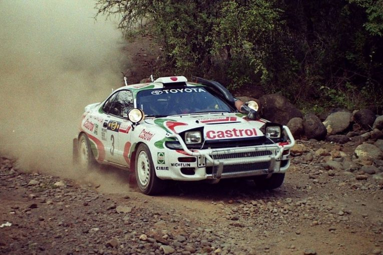 ラリー/WRC | 日本人初のサファリラリー優勝者、藤本吉郎が語るセリカGT-FOURでの挑戦/WRC