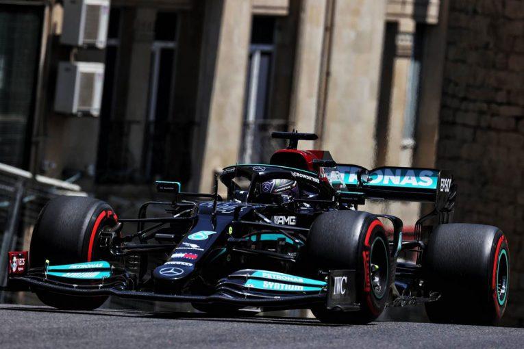 F1 | メルセデスF1代表「ドライバーふたりが自信を持ってプッシュできるマシンが必要」フランスで巻き返しを狙う