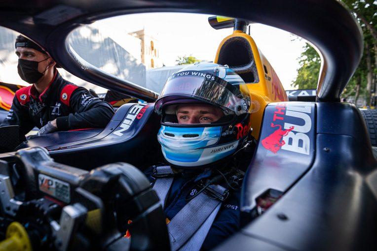 F1   レッドブル育成のビップス、F1フランスGPでシミュレーター作業を担当。リザーブのアルボンはDTM開幕戦へ