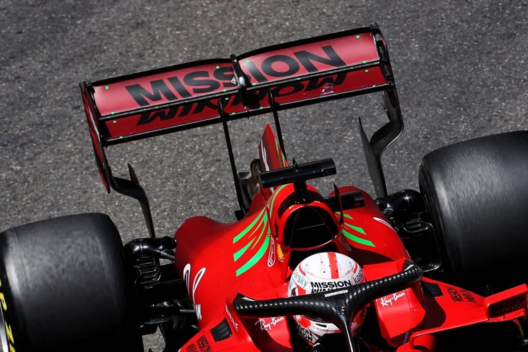 F1 | F1技術解説アゼルバイジャンGP(2)フレキシブルウイングの監視が強化、シールで変形をチェック