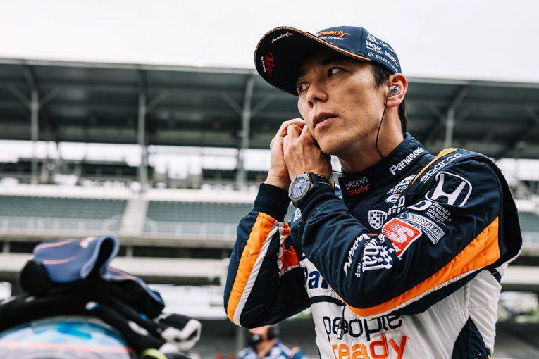 海外レース他   佐藤琢磨が振り返るインディ500。終盤の勝負どころに向けて「準備を進めることができていた」