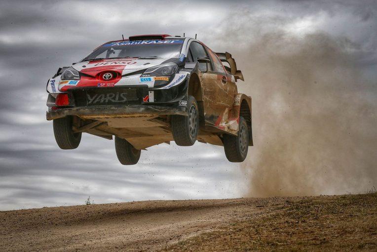 ラリー/WRC   19年ぶり開催、伝統のWRCサファリ。トヨタは選手権首位維持と通算8度目の優勝目指す