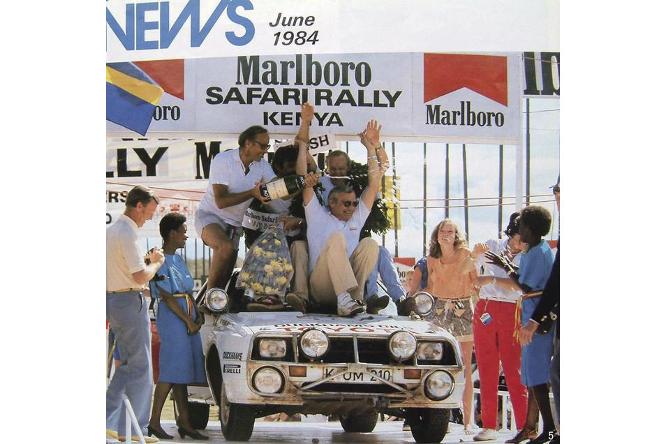19年ぶり、伝統のWRCサファリ。トヨタは選手権首位維持と通算8度目の優勝目指す
