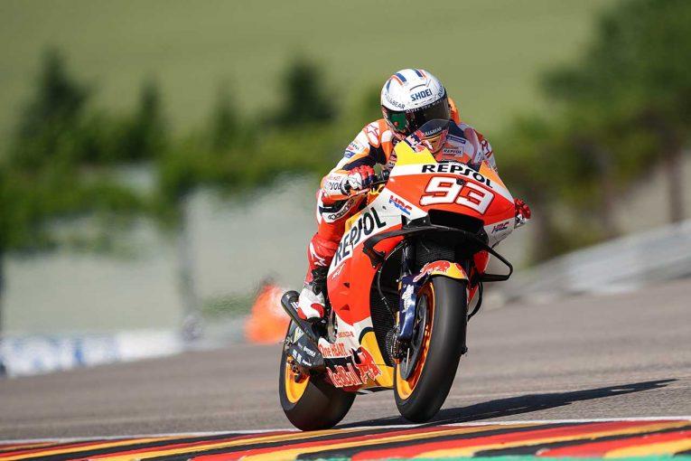 MotoGP   【タイム結果】2021MotoGP第8戦ドイツGP フリー走行1回目