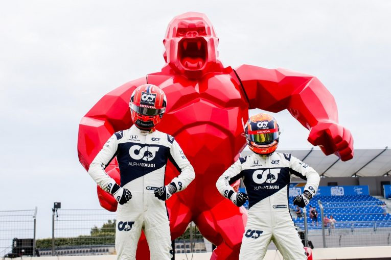 F1 | 角田裕毅「マシンに対する自信を取り戻せている。予選Q3進出を目指す」アルファタウリ・ホンダ/F1第7戦金曜