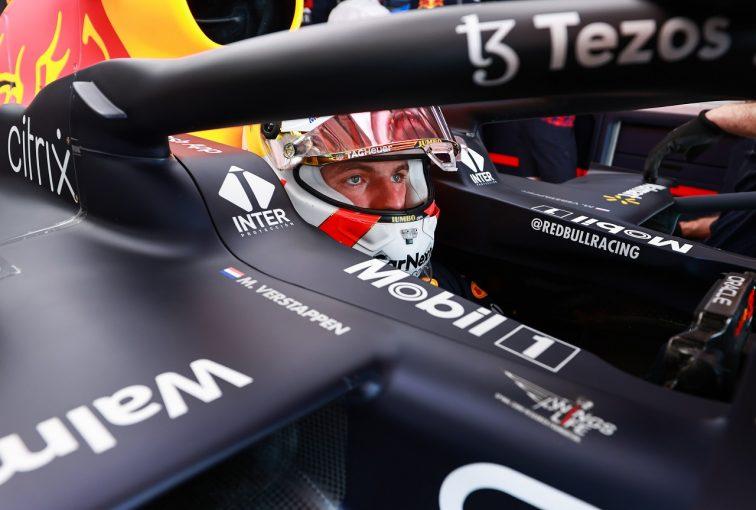 F1 | フェルスタッペン初日最速「午後に大きく向上。エンジンも強力だし予選に期待」レッドブル・ホンダ/F1第7戦