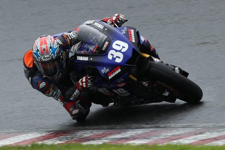 MotoGP   岡本裕生がダブルポール獲得。2番手は前田でヤマハが1-2/全日本ロード第4戦筑波 ST1000予選