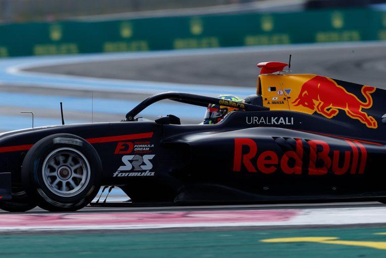 海外レース他   上位グリッド争いに手応え。8番手獲得の岩佐歩夢、決勝は「表彰台を狙っていきたい」/FIA-F3第2戦予選