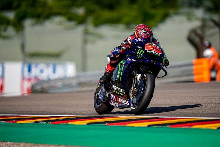 MotoGP   【タイム結果】2021MotoGP第8戦ドイツGP フリー走行3回目