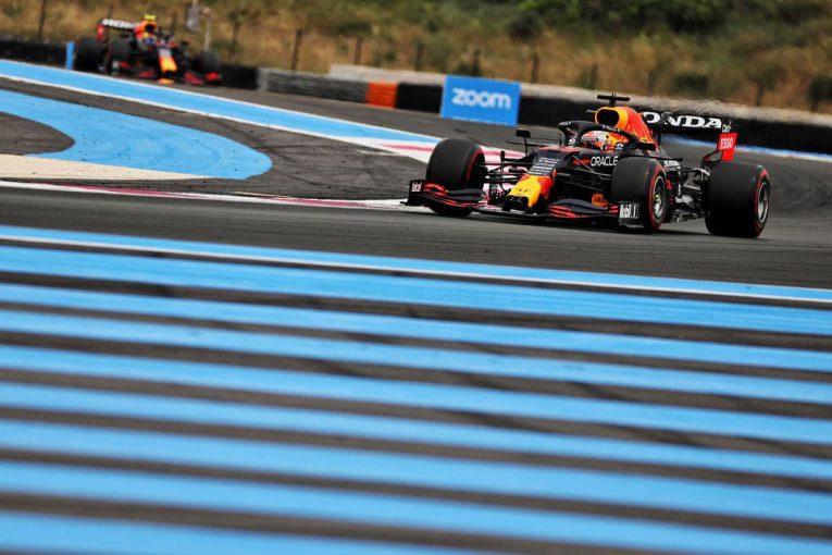 F1 | 【タイム結果】F1第7戦フランスGPフリー走行3回目
