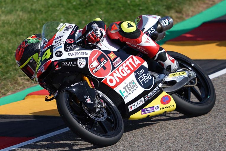 MotoGP | 鈴木竜生が3番手獲得【順位結果】2021MotoGP第8戦ドイツGP Moto3予選総合