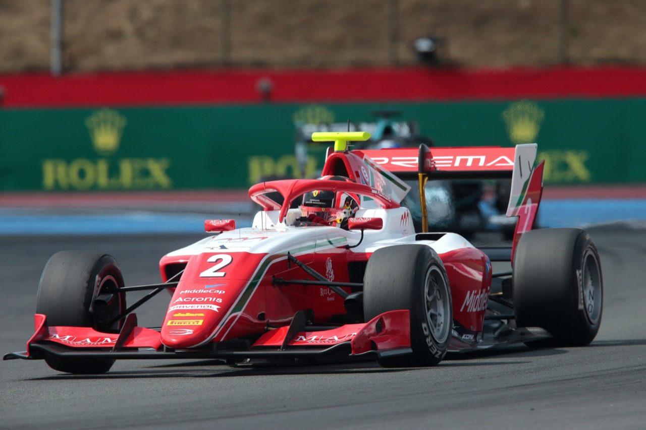 アーサー・ルクレールが初優勝。岩佐歩夢は9位入賞【FIA-F3第2戦フランス レース2】