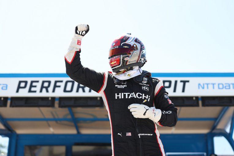 海外レース他 | ニューガーデンが2戦連続ポール奪取。琢磨はQ1敗退/インディカー第9戦ロード・アメリカ予選
