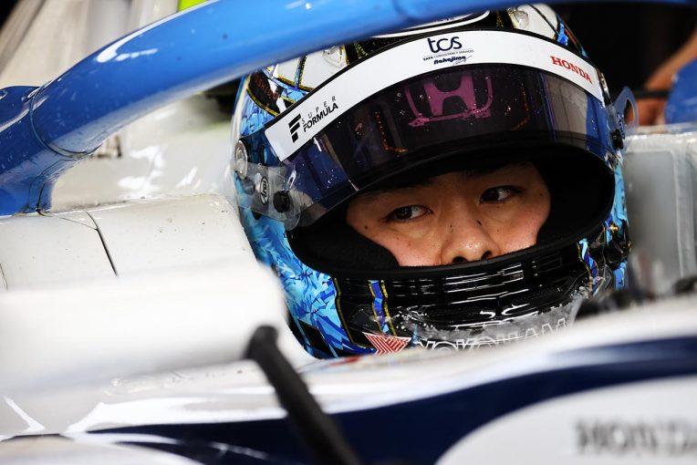 スーパーフォーミュラ | 【タイム結果】スーパーフォーミュラ第4戦SUGO日曜フリー走行。ドライで全19台が1秒差の僅差