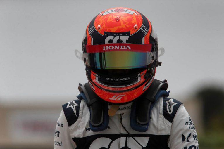 F1   【角田裕毅F1第7戦密着】過去2戦のミスとは事情の異なるクラッシュ。同じ過ちを繰り返さないことが最重要