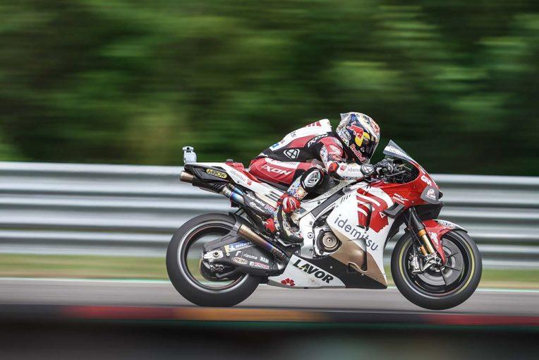 MotoGP | 中上貴晶「明らかにいいペース。すばらしいレースにする準備は整っている」/MotoGP第8戦ドイツGP予選