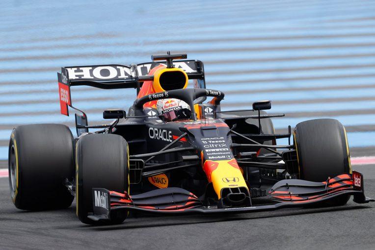 F1   レッドブル・ホンダ密着:圧巻のアタックでフェルスタッペンが今季2度目のポール。ウイングの荷重検査も問題なし